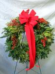 01B Fresh Mixed Wreath
