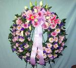 01C Fresh Wreath