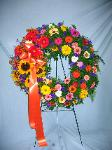01M Fresh Wreath