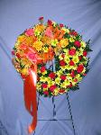 01N Fresh Wreath