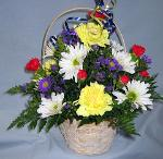 02I Birthday Arrangement